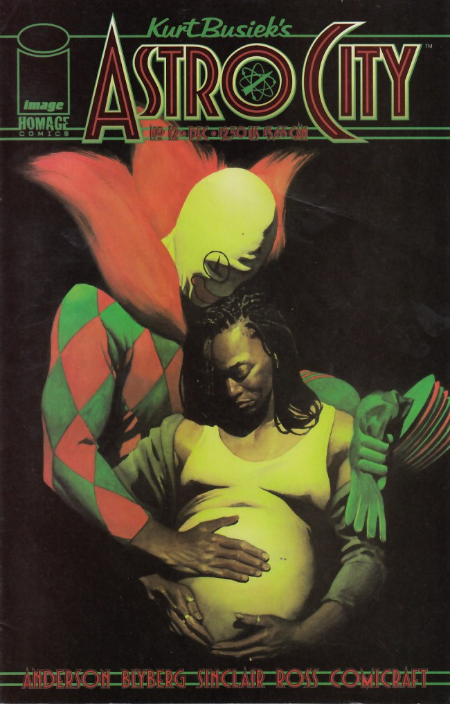 Couverture de Kurt Busiek's Astro City (1996) -12- Father's Day