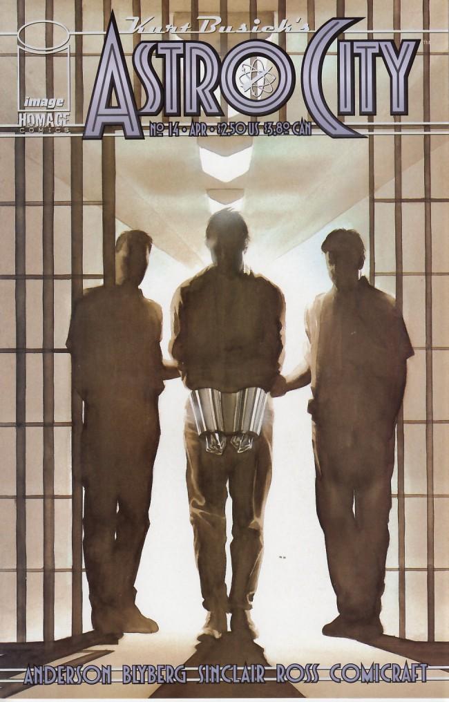 Couverture de Kurt Busiek's Astro City (1996) -14- The Big Lockdown