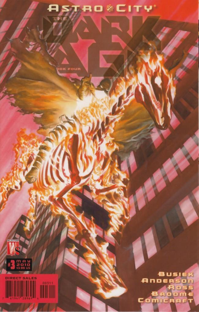Couverture de Astro City: Dark Age/Book Four (2010) -3- Hoofbeats