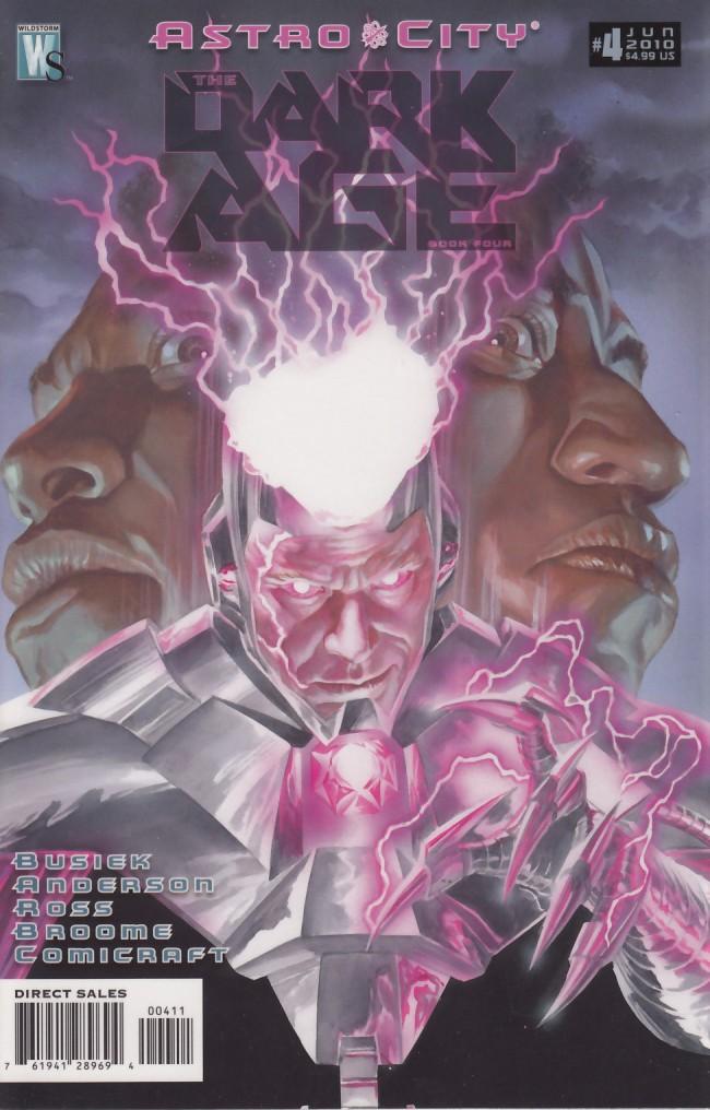 Couverture de Astro City: Dark Age/Book Four (2010) -4- Storm's end