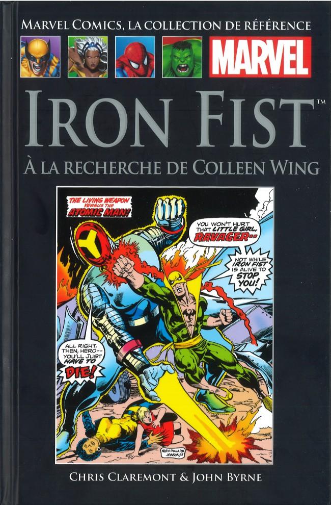 Couverture de Marvel Comics - La collection (Hachette) -100XXXIII- Iron Fist - À la recherche de Colleen Wing