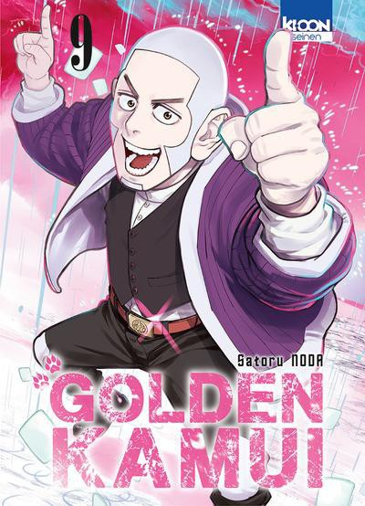 Couverture de Golden Kamui -9- Tome 9