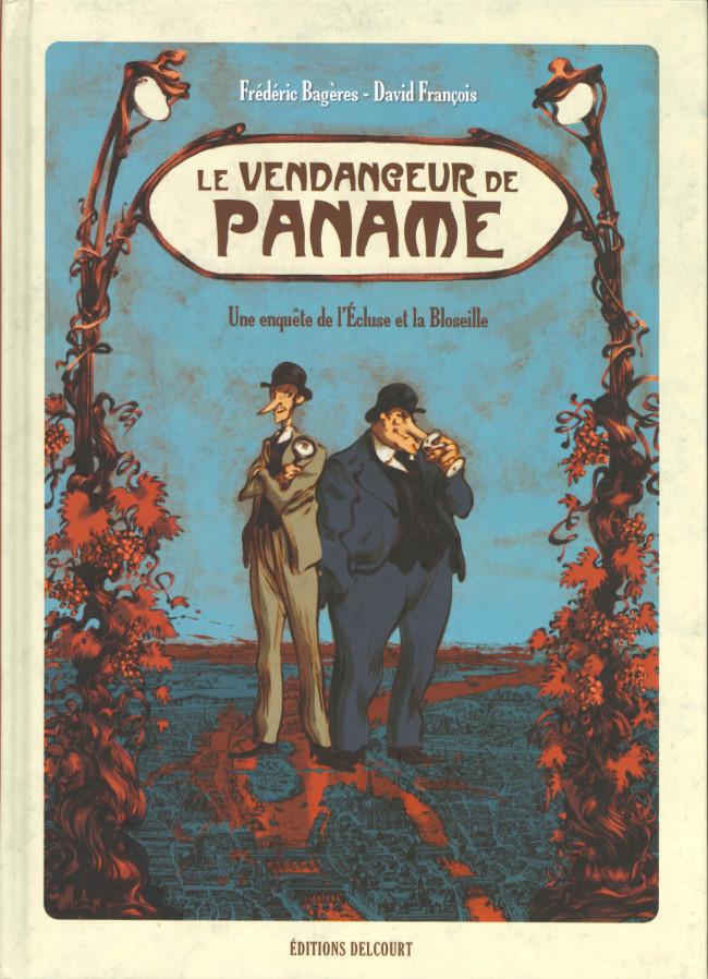 Couverture de Le vendangeur de Paname - Le Vendangeur de Paname