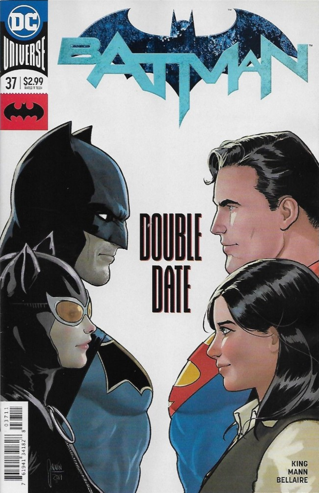 Couverture de Batman (DC Comics - 2016) -37- SuperFriends, Part Two