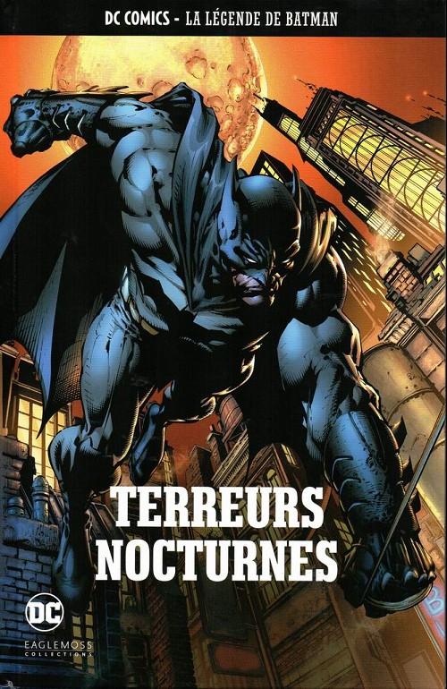 Couverture de DC Comics - La légende de Batman -962- Terreurs nocturnes