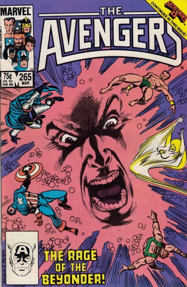 Couverture de Avengers (The) (1963) -265- Eve of destruction