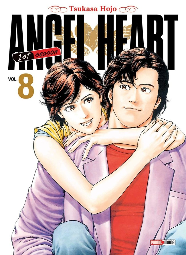 Couverture de Angel Heart - 1st Season -8- Tome 8