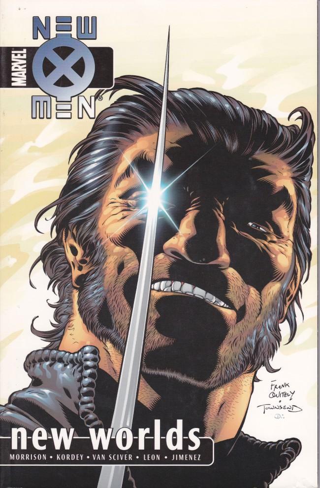 Couverture de New X-Men (2001) -INT03- New Worlds