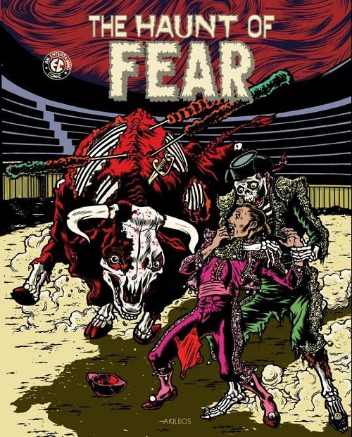Couverture de Haunt of Fear (The) -INT2- The haunt of fear volume 2