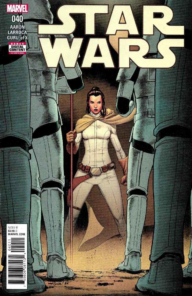 Couverture de Star Wars Vol.2 (Marvel comics - 2015) -40- The Ashes Of Jedha Part III