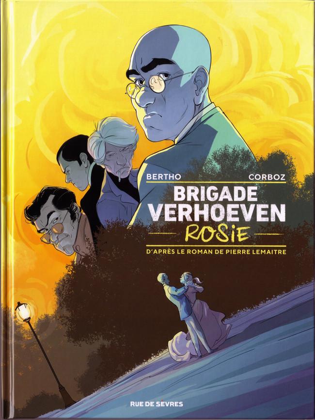 Couverture de Brigade Verhoeven -1- Rosie