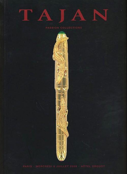 Couverture de (Catalogues) Ventes aux enchères - Tajan - Tajan - Passion collections