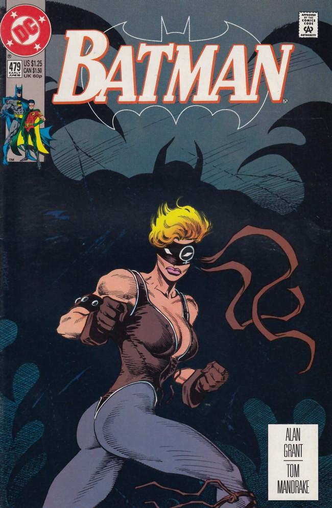 Couverture de Batman (1940) -479- Pagan