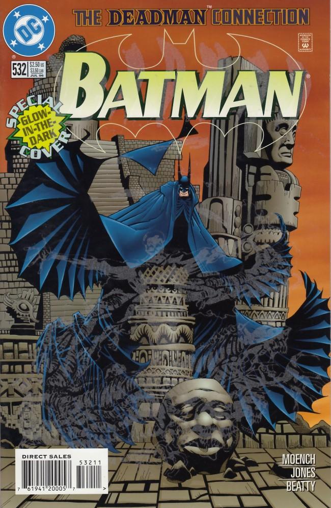 Couverture de Batman Vol.1 (DC Comics - 1940) -532- The deadman connection part 3: The spirit thieves