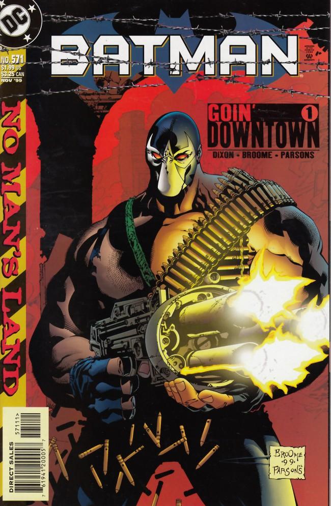 Couverture de Batman (1940) -571- Goin' downtown part one