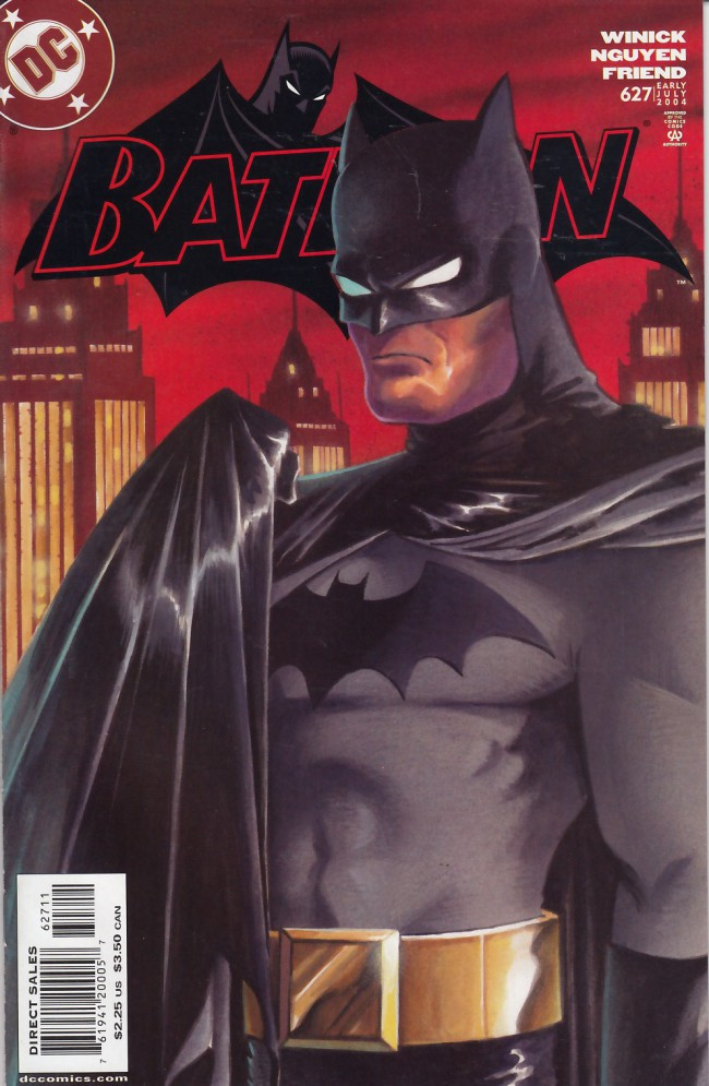 Couverture de Batman Vol.1 (DC Comics - 1940) -627- As crows flies part 2: Partners in crime