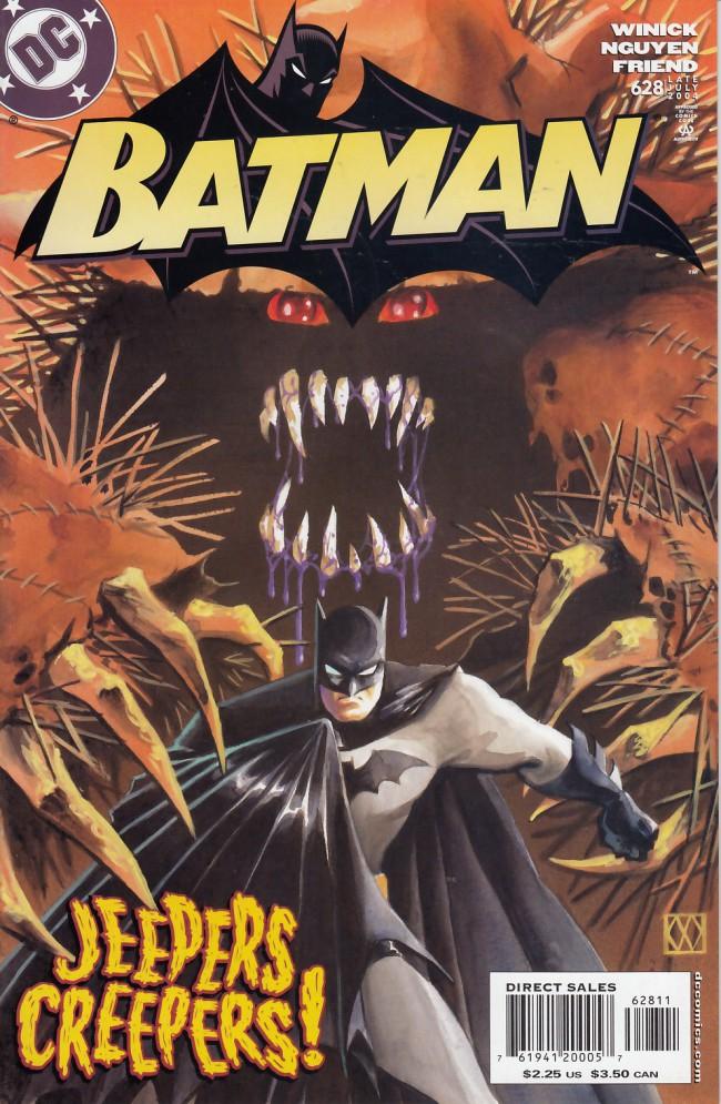 Couverture de Batman (1940) -628- As crow flies part 3: scary monsters