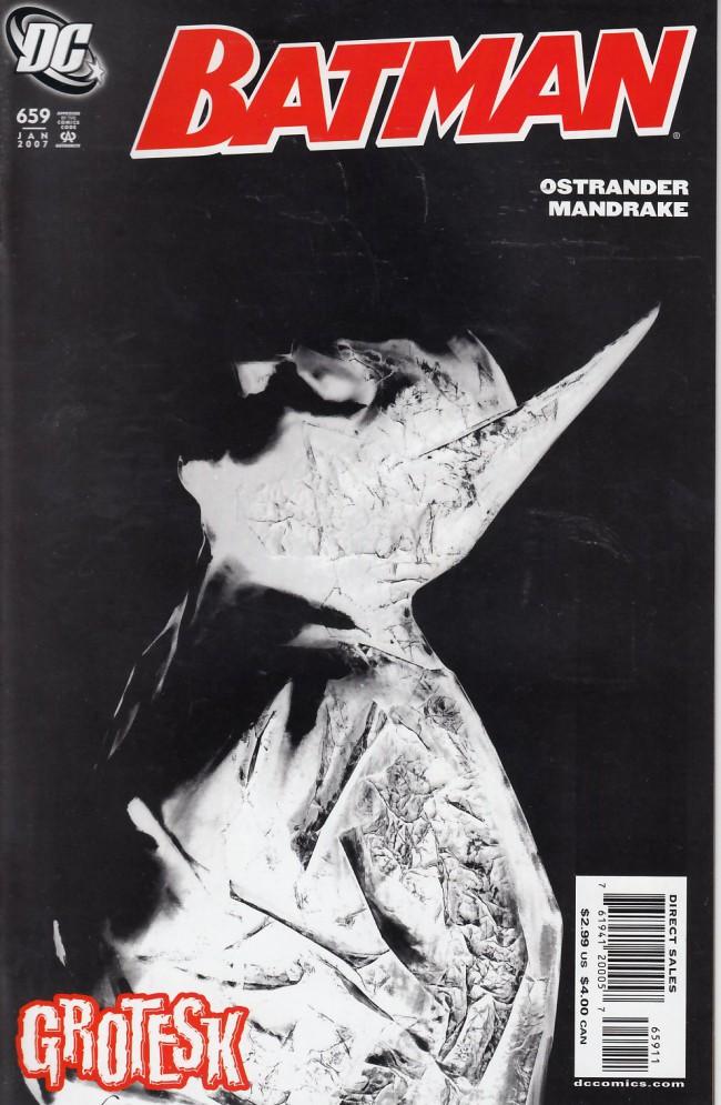Couverture de Batman (1940) -659- Grotesk part 1