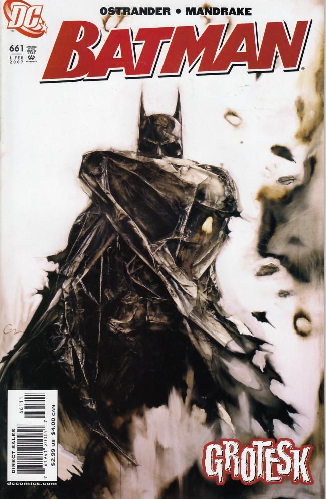 Couverture de Batman (1940) -661- Grotesk part 3
