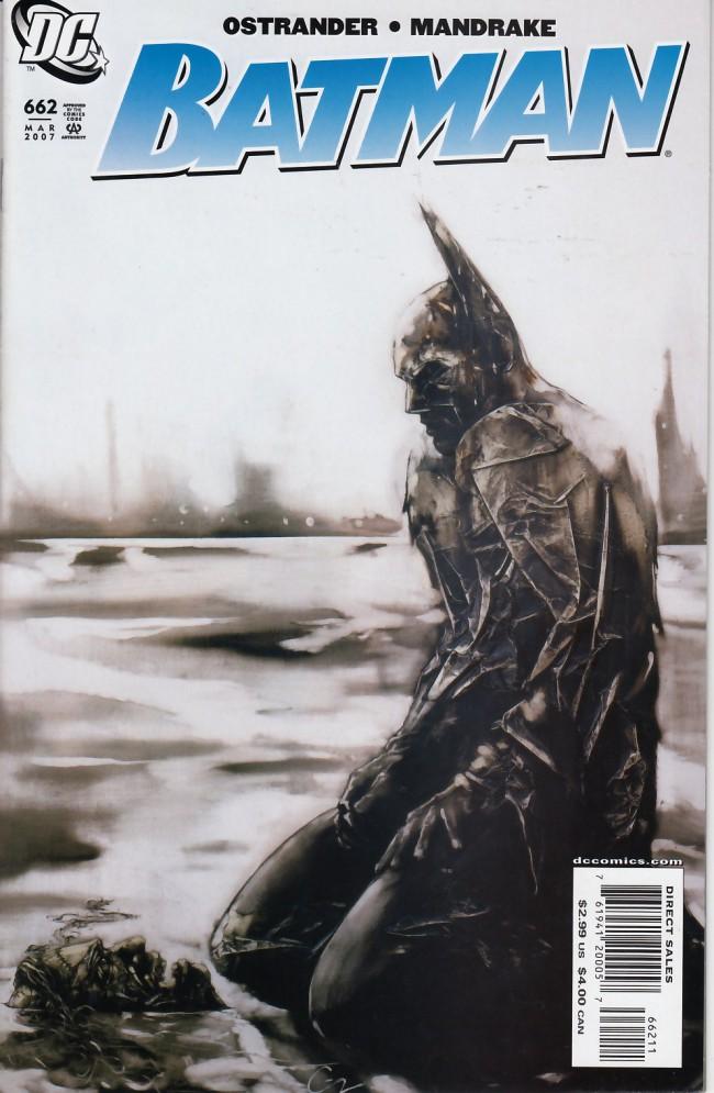 Couverture de Batman Vol.1 (DC Comics - 1940) -662- Grotesk conclusion