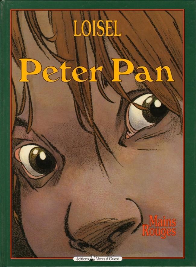 Couverture de Peter Pan (Loisel) -4- Mains rouges