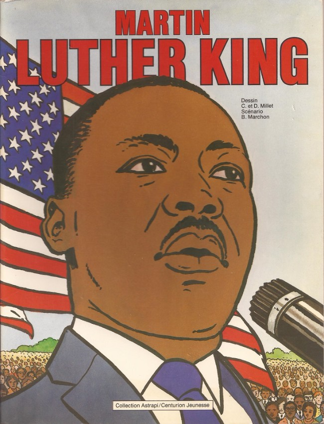 Couverture de Martin Luther King