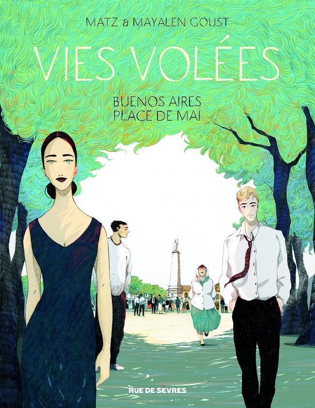 Couverture de Vies volées - Bueno Aires Place de Mai - Vies volées - Buenos Aires Place de Mai