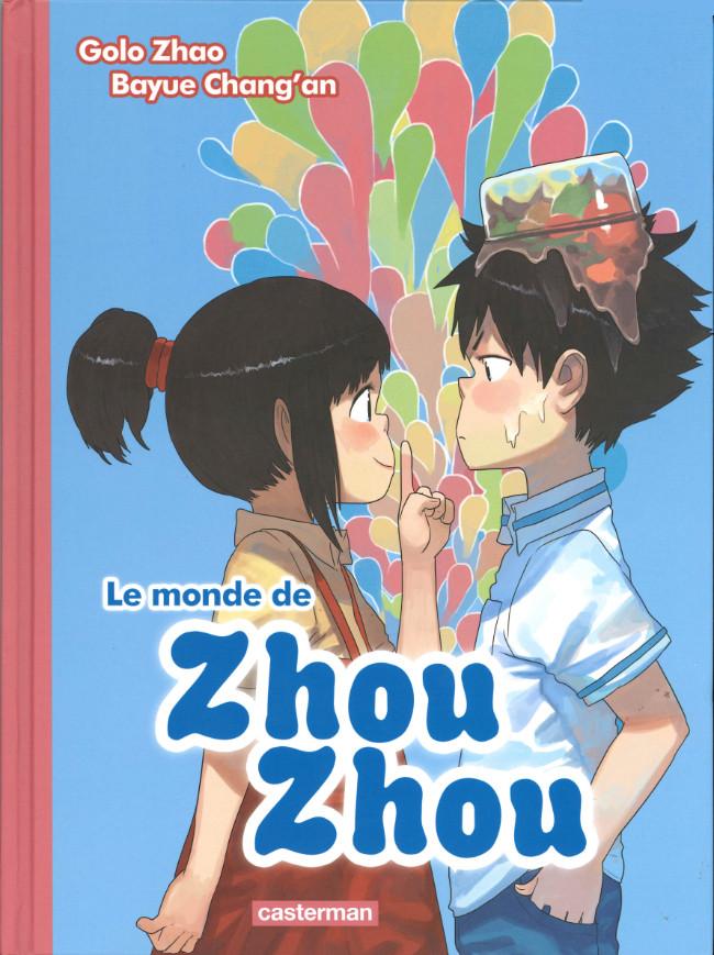 Couverture de Le monde de Zhou Zhou -2- Tome 2