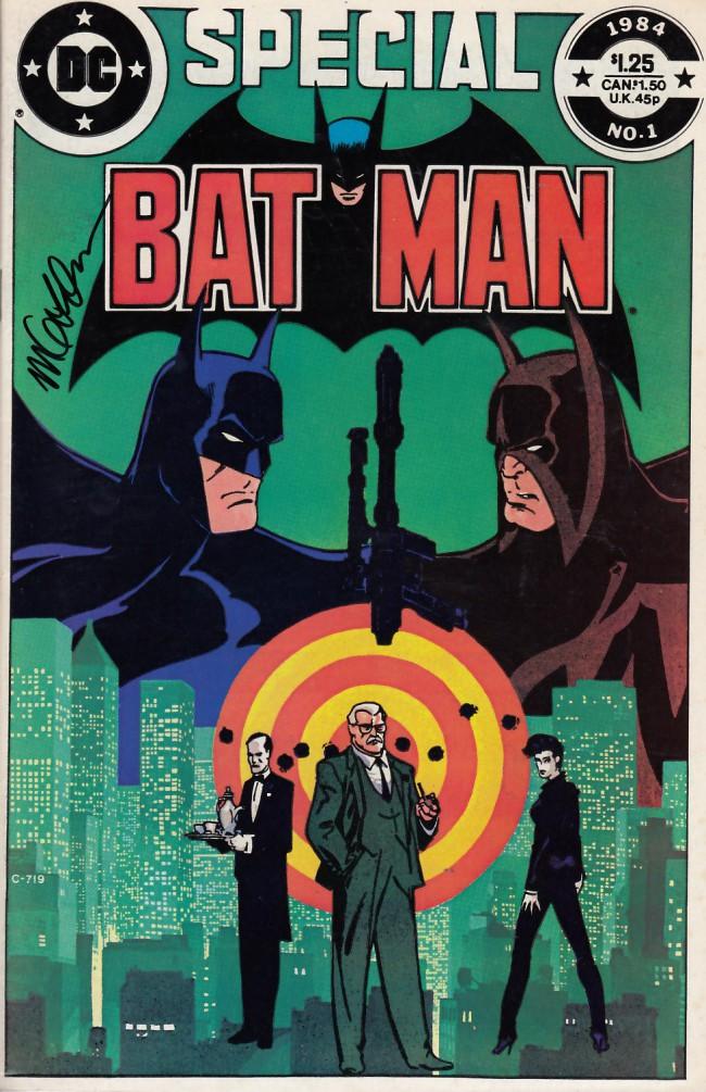 Couverture de Batman Vol.1 (DC Comics - 1940) -SP- Batman special 1