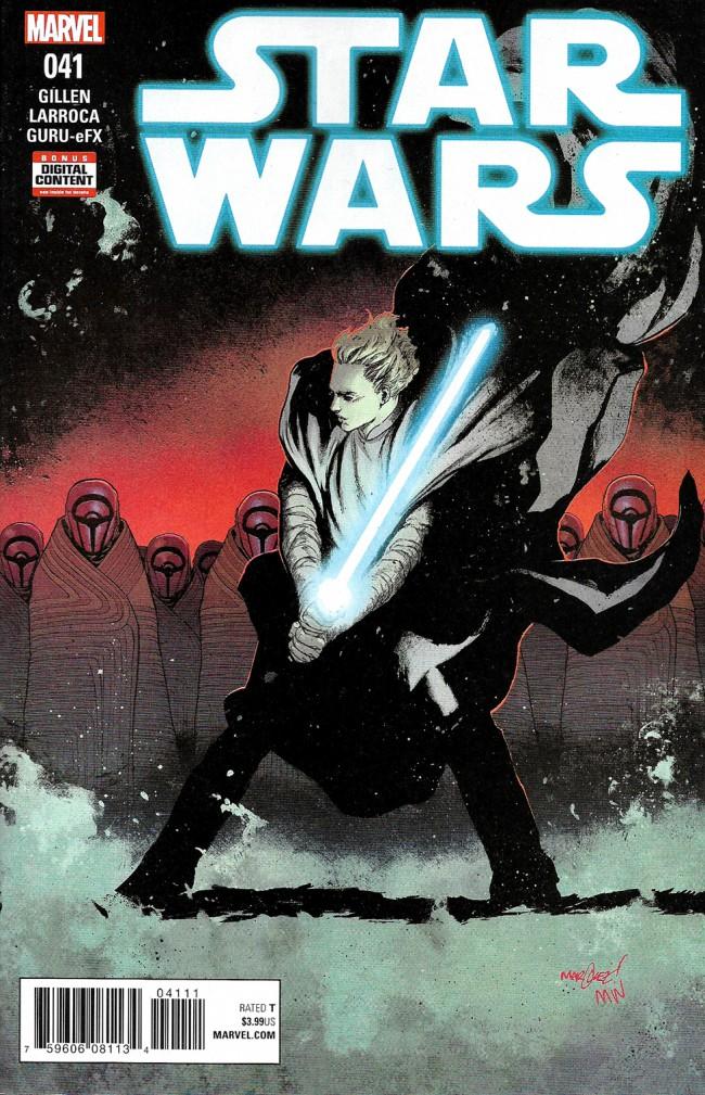 Couverture de Star Wars Vol.2 (Marvel comics - 2015) -41- The Ashes Of Jedha Part IV