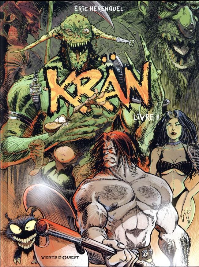 Couverture de Krän -INT1- Livre 1