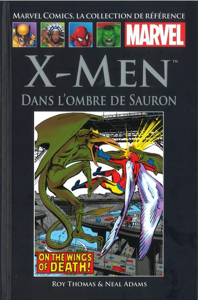 Couverture de Marvel Comics - La collection (Hachette) -101XIV- X-Men - Dans l'Ombre de Sauron