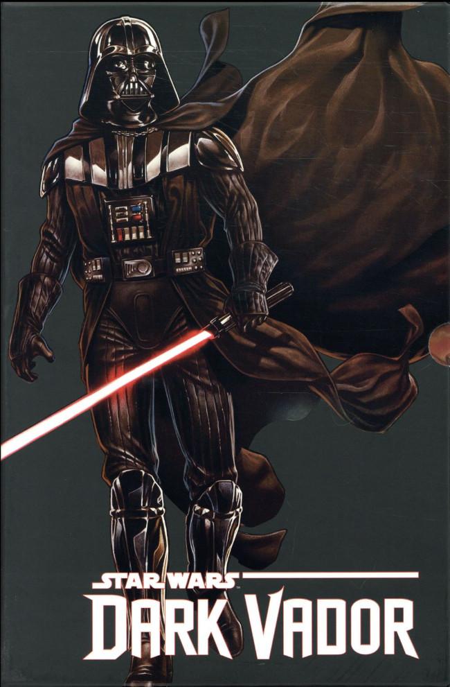 Couverture de Star Wars - Dark Vador (Panini Comics - 100% Star Wars) -INT- Absolute Star wars - Dark Vador