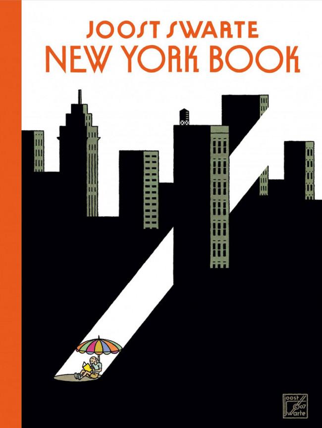 Couverture de New York Book - New york book