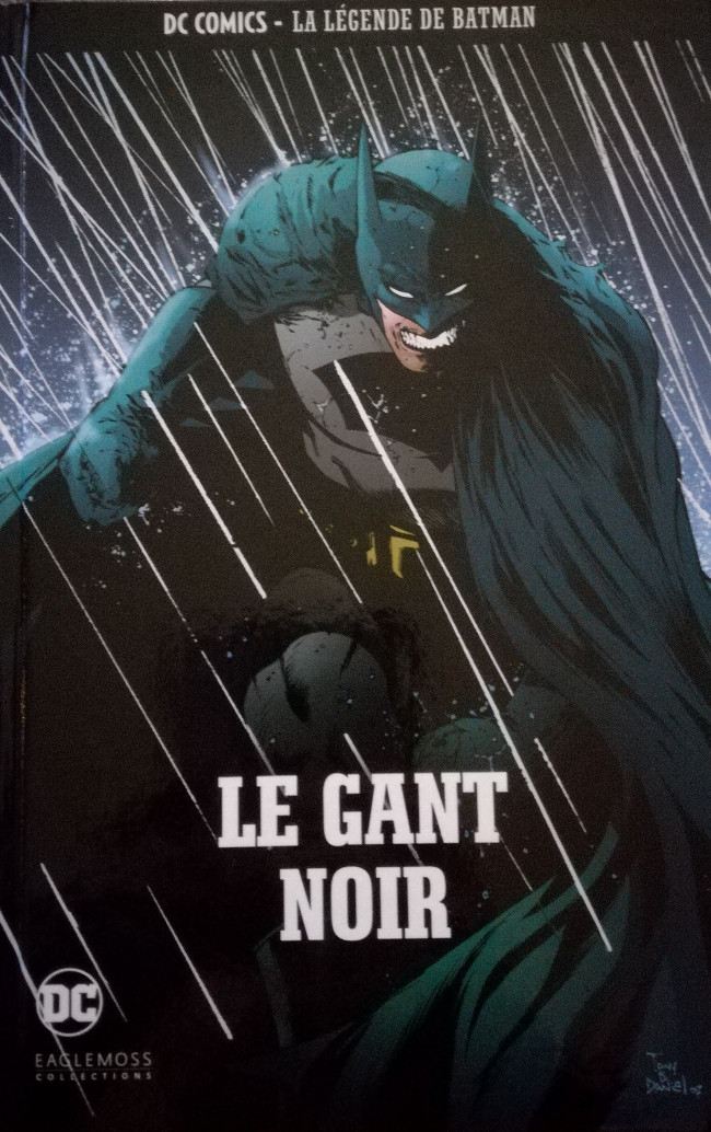 Couverture de DC Comics - La légende de Batman -1143- Le Gant Noir