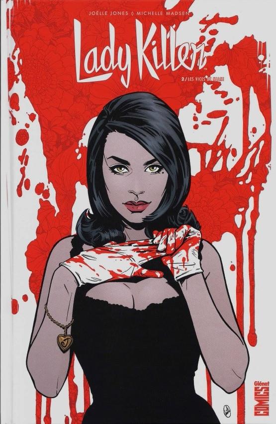 Couverture de Lady Killer -2- Les Vices de Miami
