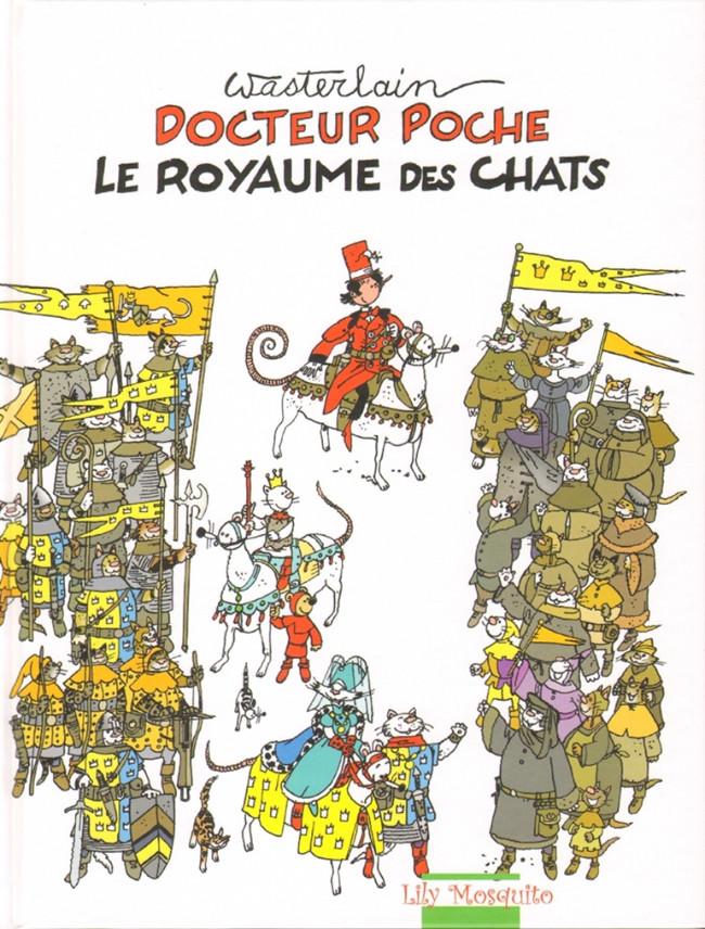 Couverture de Docteur Poche -16- Le royaume des chats