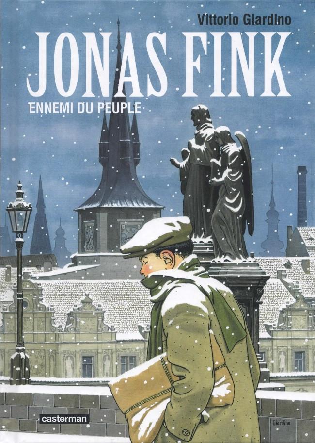 Couverture de Jonas Fink -1- Ennemi du peuple