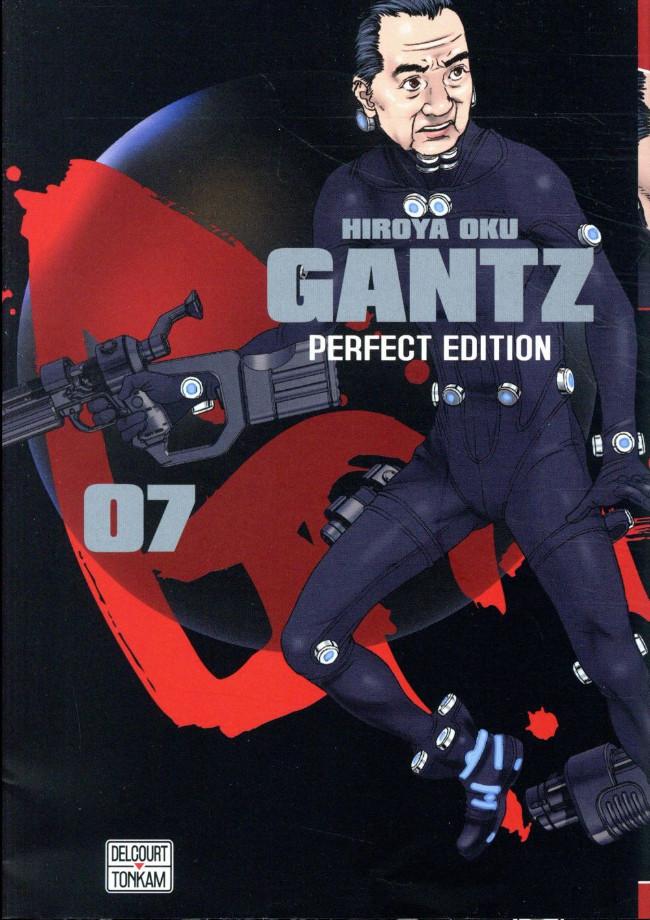 Couverture de Gantz (Perfect Edition) -7- Tome 7
