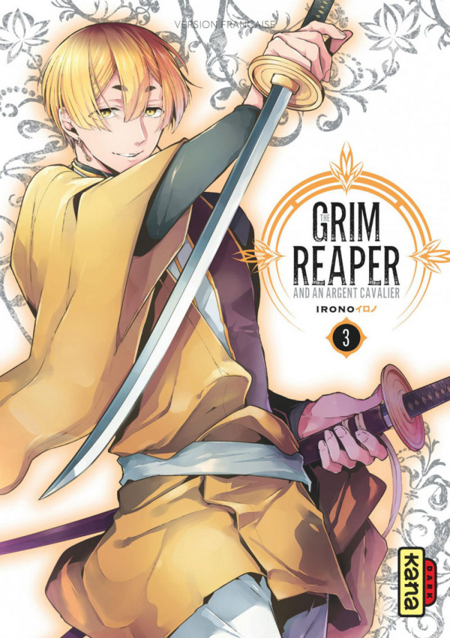 Couverture de Grim Reaper and an argent cavalier (The) -3- Tome 3