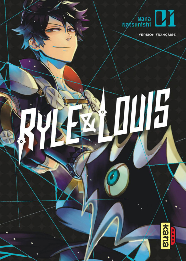 Couverture de Ryle & Louis -1- Tome 1