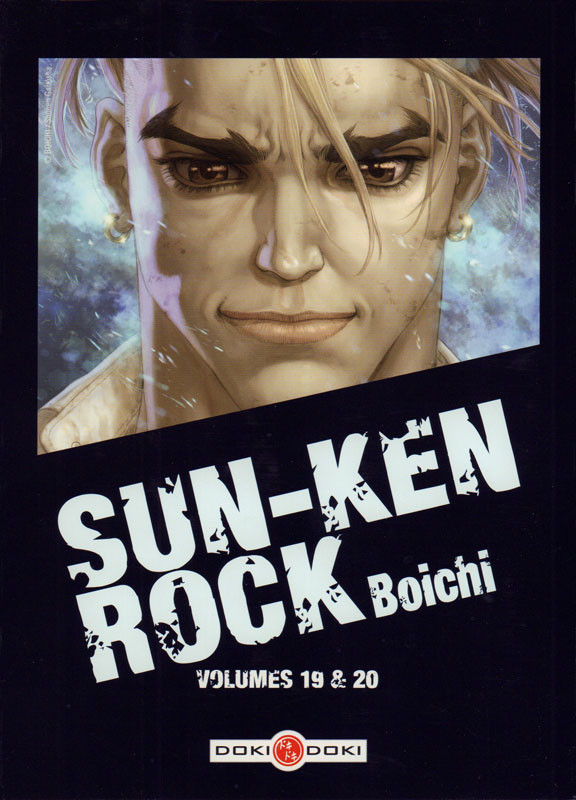 Couverture de Sun-Ken Rock -INT10- Volumes 19 & 20