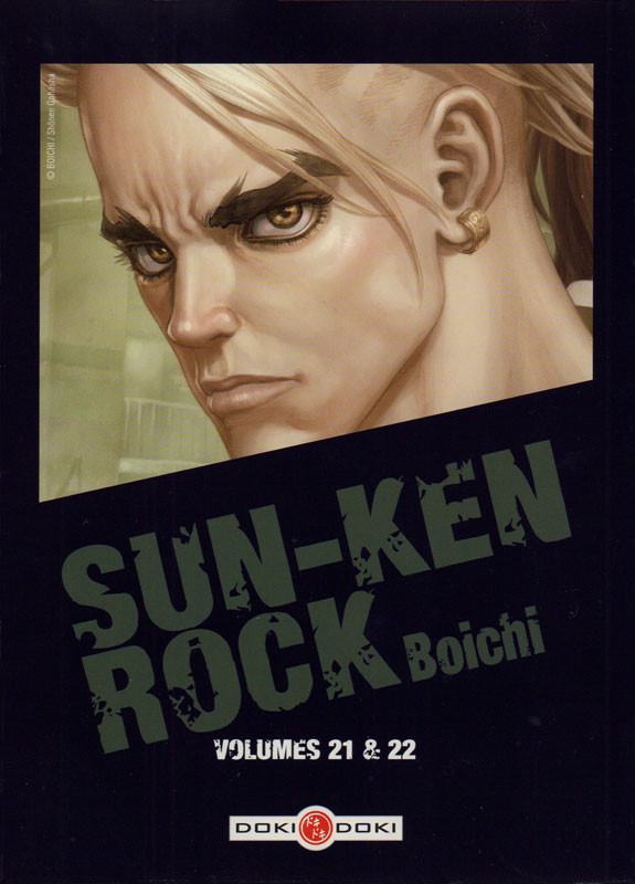 Couverture de Sun-Ken Rock -INT11- Volumes 21 & 22