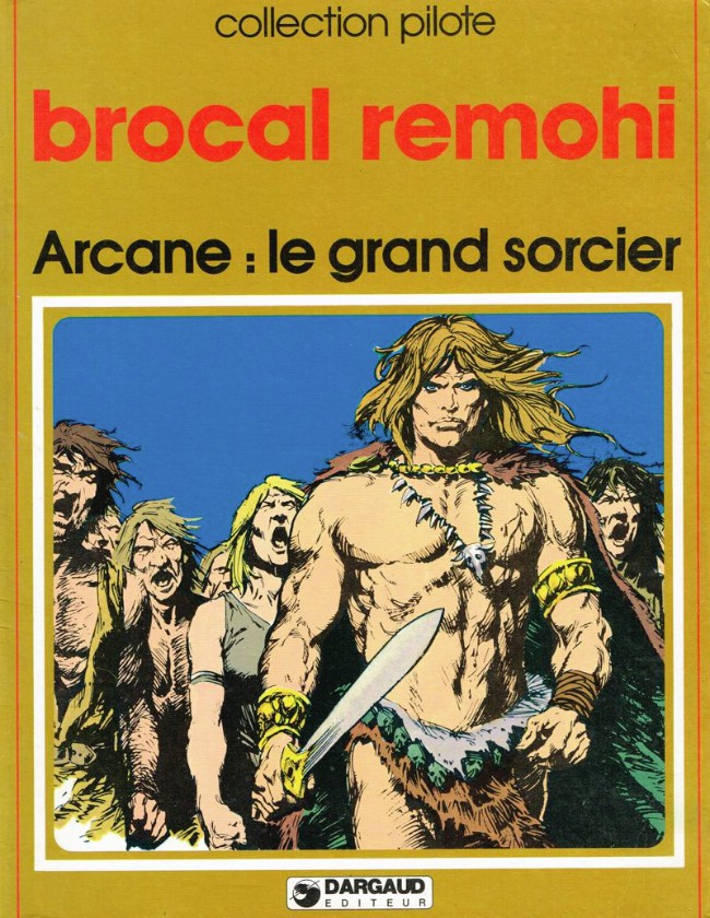 Arcane, le grand sorcier