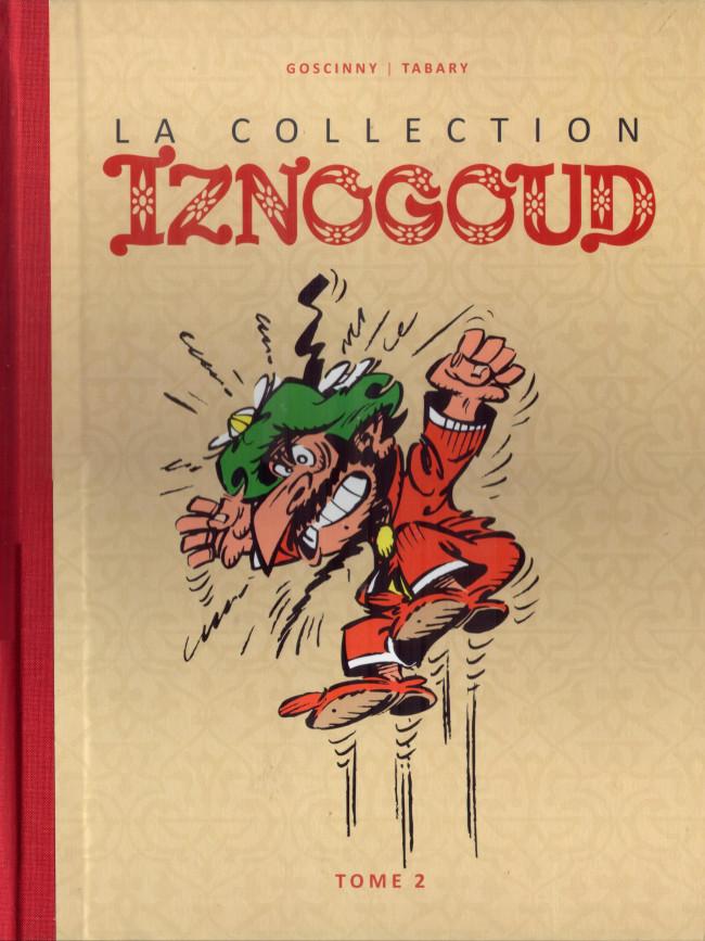 Couverture de Iznogoud - La Collection (Hachette) -2- Tome 2