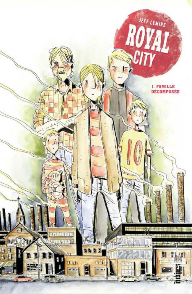 Royal City n° 1<br /> Famille décomposée
