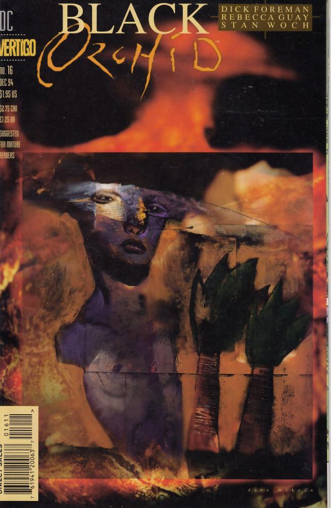 Couverture de Black Orchid (1993) -16- Suzy and the splintered lands