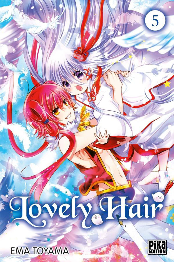 Couverture de Lovely Hair -5- Tome 5