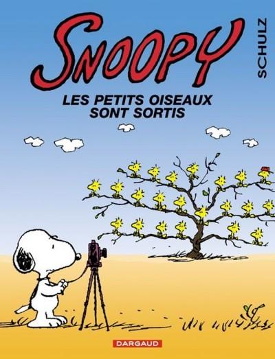 Couverture de Peanuts -6- (Snoopy - Dargaud) -31- Les Petits oiseaux sont sortis