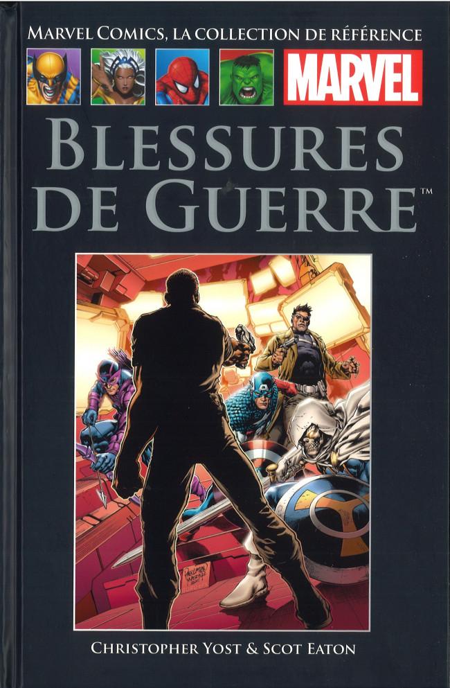 Couverture de Marvel Comics - La collection (Hachette) -10280- Blessures de Guerre